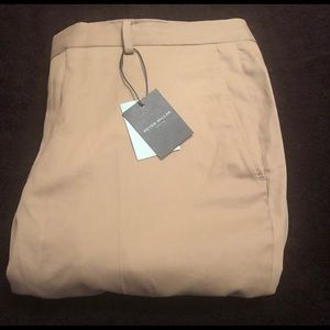 Peter Millar Collection Trouser Khaki NWT $248